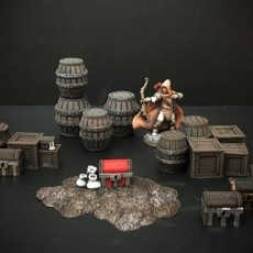 Delving Decor: Loot Markers (28mm/Heroic scale)