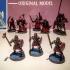 Anhurian Spearmen Alternate Weapons Conversion Kit image