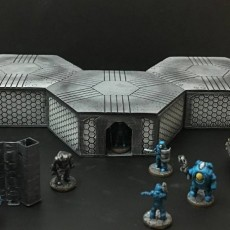 The Hive (15mm scale)