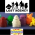 Squigglepeeps: The Lost Agency (Series 1) primary image
