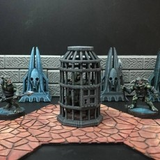 Delving Decor: Pynfold (28mm/Heroic scale)