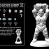 Trollspawn Lobber (18mm scale) image