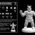 Trollspawn Runescarred (18mm scale) image