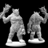 Forest Troll (18mm scale) image