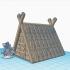 Viking Hut (18mm scale) image