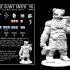 Fire Giant Smith (18mm scale) image