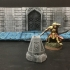 Delving Decor: Arcane Plynth (28mm/Heroic scale) primary image