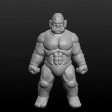 Sculptris Dummy: Orc