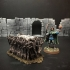 Delving Decor: Funeral Pyre (28mm/Heroic scale) image