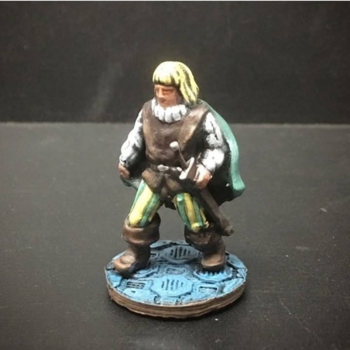 Count (28mm/Heroic scale)