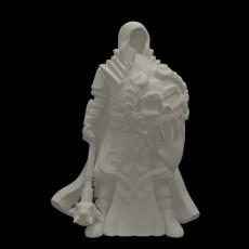 Dark Cleric (28mm/Heroic scale)