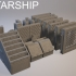 Z.O.D. Starship Theme Bases (28mm/Heroic scale) image
