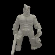 Dreth Raider (28mm/Heroic scale)