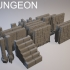 Z.O.D. Dungeon Theme Bases (28mm/Heroic scale) image