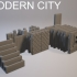 Z.O.D. Modern City Theme Bases (28mm/Heroic scale) image