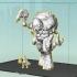 Biomorphic Monstrosity (28mm/Heroic scale) image