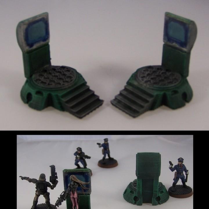 Teleporter Pad