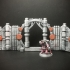 Z.O.D. Sci-Fantasy Walls (28mm/Heroic scale) image