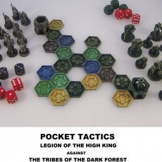 Pocket-Tactics (First Edition)