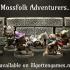 Mossfolk Gladiator (28mm/Heroic scale) image