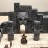 ScatterBlocks: Skull Gate (28mm/Heroic scale) image