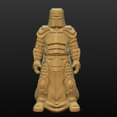 Sculptris Dummy: Knight