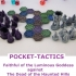 Pocket-Tactics: Faithful of the Luminous Goddess against the Dead of the Haunted Hills (First Edition) image