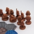 Pocket-Tactics: Dominion Strike Force against the United Separatist Militia (Second Edition) image
