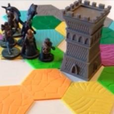 Drakendar Tabletop Roleplaying Map Tiles