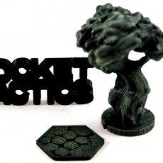 Pocket-Tactics: Tree Warden (Second Edition)