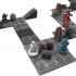 Modular Dungeon Tiles: Core Set image