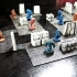 Modular Futuristic Tiles: Core Set image