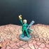 Wayfarer Miniatures: Elf Street Mage (28mm and 18mm scale) primary image