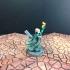 Wayfarer Miniatures: Elf Street Mage (28mm and 18mm scale) image
