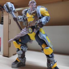 Picture of print of Overwatch - Brigitte - 30 cm Model.