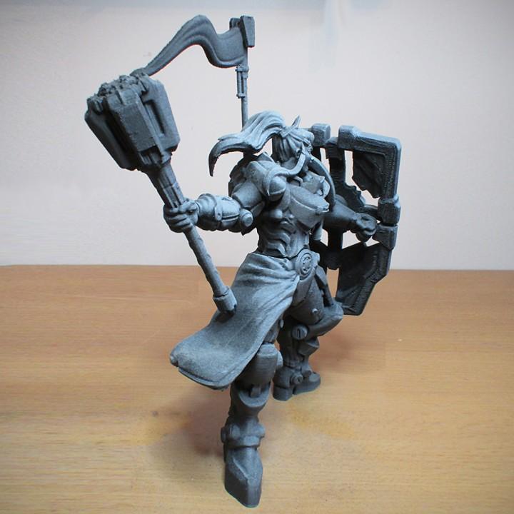 Overwatch - Brigitte - 30 cm Model.