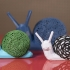 Voronoi Snell the Snail (Several Versions) primary image