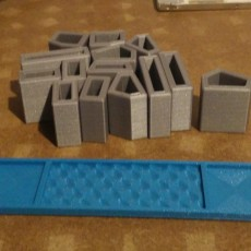 Picture of print of Arch Builder Puzzle Blocks