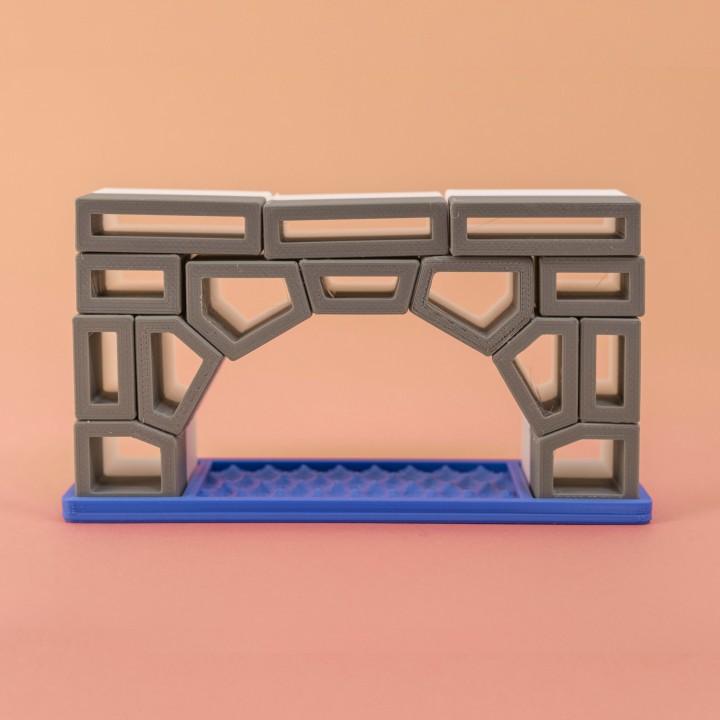 Arch Builder Puzzle Blocks