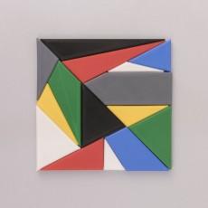Ostomachion // Archimedes Puzzle