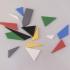 Ostomachion // Archimedes Puzzle image
