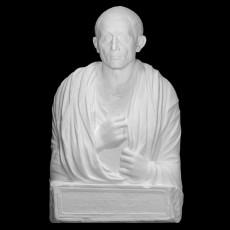 Funeral bust of the freedman C. Aurunceius Princeps