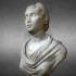 Bust of antonine woman image