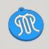JAPAN Kanagawa Emblem Key Chain image
