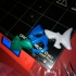 Kid's Jigsaw // Clown Fish print image