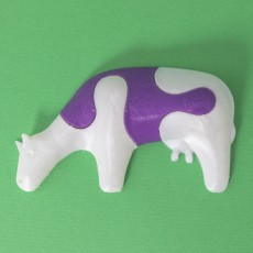 Kid's Jigsaw // Cow