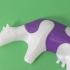 Kid's Jigsaw // Cow image