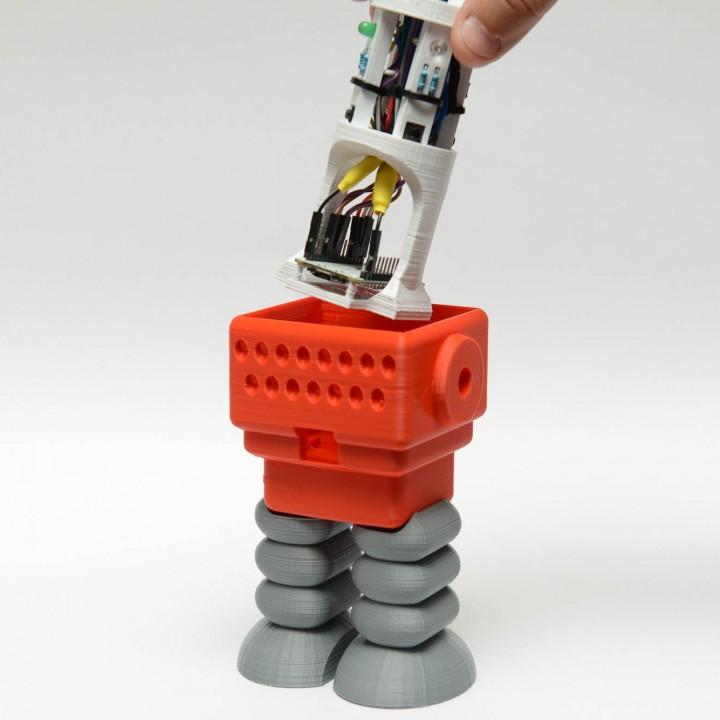 Memo-Robo