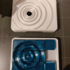Picture of print of Ripple // Sliding Puzzle