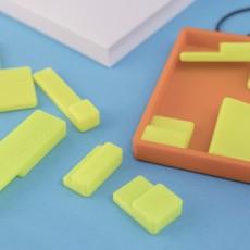 RecTangled Puzzle